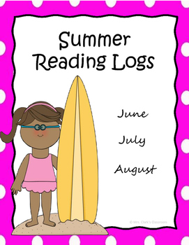 Reading Logs - Summer