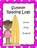 Reading Logs - Summer