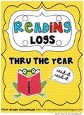 Reading Logs Thru the Year