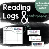 Reading Logs and Bookmarks