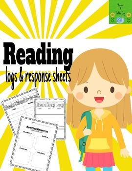 Reading Logs and Response Sheets