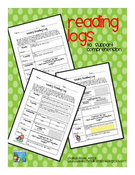 Reading Logs for Comprehension