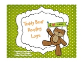 Reading Logs for Emergent Readers *free*