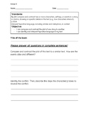 Reading Logs for Independent Reading- Group D