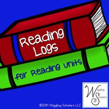 Elementary Reading Logs First Grade Workshop