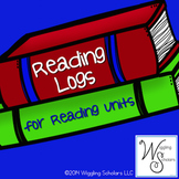 Elementary Reading Logs First Grade Workshop