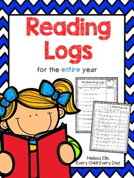 Reading Logs for the ENTIRE Year