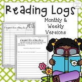 Reading Logs with Questions
