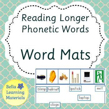 Reading Longer Phonetic Words - Mats