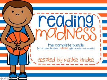 Reading Madness {THE BUNDLE}