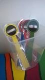 Reading Magnifying Glasses - teaching vocabulary skills
