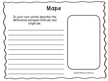 Reading Maps ~ A True Book Series