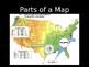 Reading Maps, Longitude and Latitude, Topographic Maps