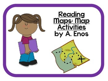 Reading Maps: Map Activities