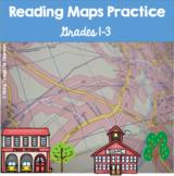 Reading Maps Practice