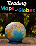Reading Maps and Globes: NewsELA Article Read and Respond