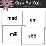 Reading Mastery 1 Sight Words, Complete Set