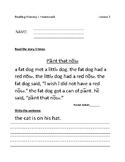 Reading Mastery Grade 1 Signature Edition Homework COMPLETE SET