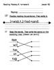 Reading Mastery K Signature Homework Lessons 81-100