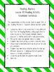 Reading Mastery K Lesson 87 Sentence Scramble Freebie