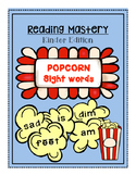 Reading Mastery Popcorn Sight Words : Set 1
