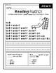 Reading Mastery Reading Fluency Sentences L130-150 (Set 3)