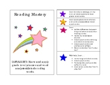 Reading Mastery Scale