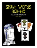 Reading Mastery Sight Words Battle