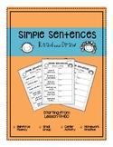 Reading Mastery: Simple Sentences 91-160