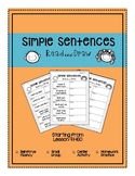Reading Mastery: Simple Sentences 91-160