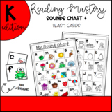 Reading Mastery-Sound Chart/Sound Flash Cards