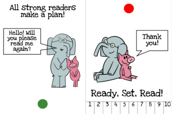 Reading Mat-Readers Make a Plan