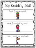 Reading Mat- Reading Workshop
