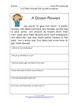 Reading & Math Comprehension Short Passages (Level 1)