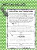 Reading & Math Fluency Folder