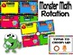 Monster Themed Reading & Math Bundle of Automated PowerPoints for centers