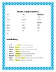 Reading McGraw-Hill Wonders Grade 3 Unit 2 Spelling and Vocabulary