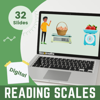 Reading Measurement Scales - 4th - 5th grade  (UK Year 5-6)