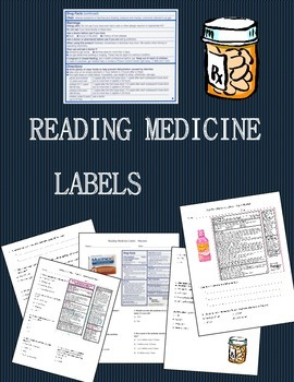 Medicine Safety- Reading Labels (Drug Facts)