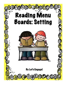 Reading Menu Boards: Setting