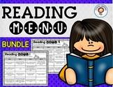 Reading Menus Bundle
