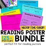 Reading Poster Bundle