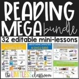 Reading Mini Lesson BUNDLE of all BUNDLES