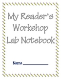 Reading Mini-Lesson Packet - Common Core Aligned - 4th Grade