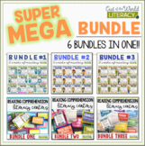 Reading Mini Units for Mastery and Centers Bundle for the