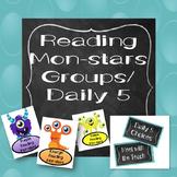 Reading Monstars Organizers