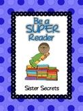Reading Month Starter Pack {Superhero Theme}