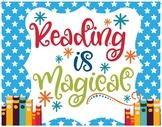 Reading Motivation Sign Reading Area Reading Corner Homesc
