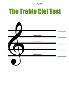 Reading Music (Materials and Exercises for the Treble and Bass Clefs)
