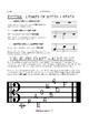 Reading Music - Treble, Alto, & Bass Clef Bundle